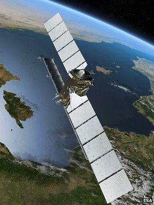 Sentinel-1a will play an important role in responding to natural disasters