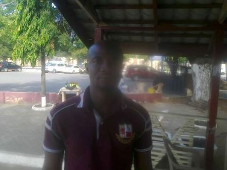 Sports Director of ORPED Ghana Idrees Ari-Miyaa