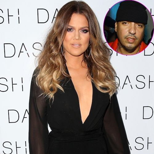French Montana's ex-wife has a few words of advice for Khlo? Kardashian. Splash (2)