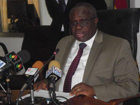 Dr. Kofi Wampah, BoG Boss