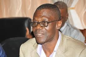 Larry Gbevlo-Lartey, Out-going National Security Coordinator