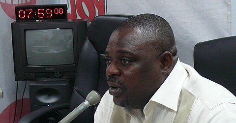 Samuel Koku Anyidoho
