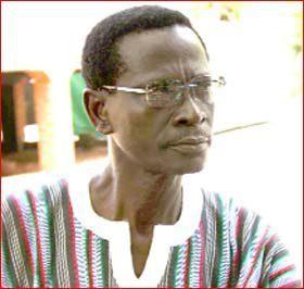 Dr. Kwabena Adjei