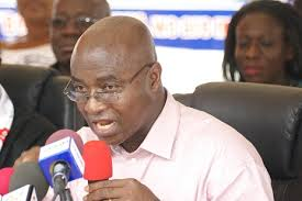 Minority Leader, Osei Kyei Mensah-Bonsu ?