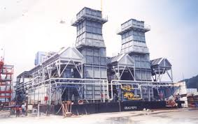 The Osagyefo Power Barge