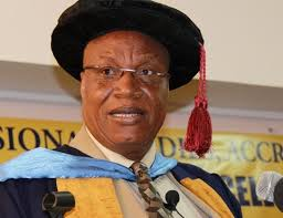 Prof Joshua Alabi, VC, University of Professional Studies