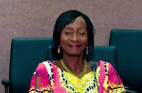Sherry Hanny Ayittey, Minister of Fisheries and Aqua Culture