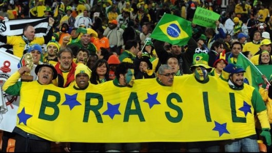 Brazil, 'the land of football ?
