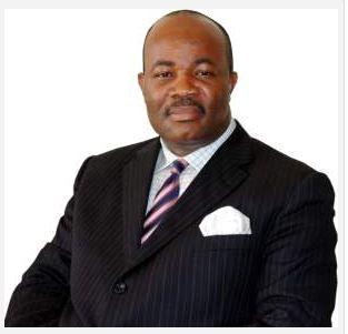 Governor Godswill Akpabio