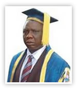 Prof James Epoke VE UNICAL