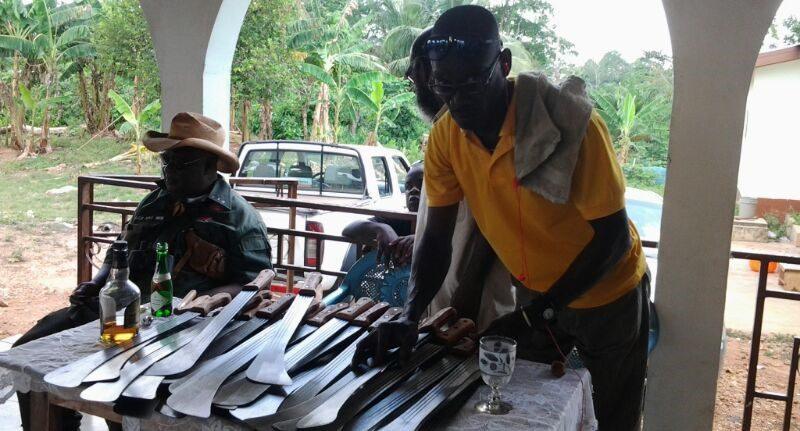 Kofi Wayo Cutlass