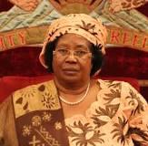 Malawian President, Joyce Banda