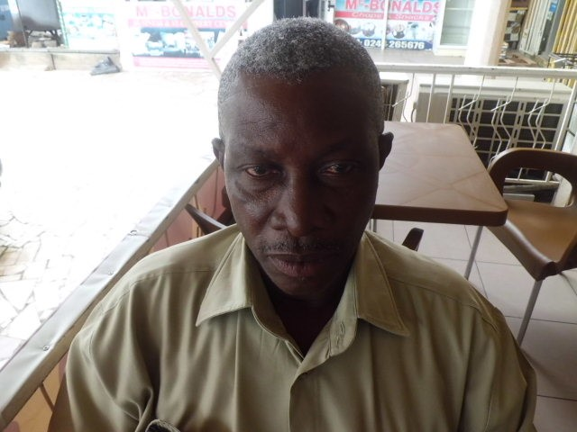 Prophet John K Mensah