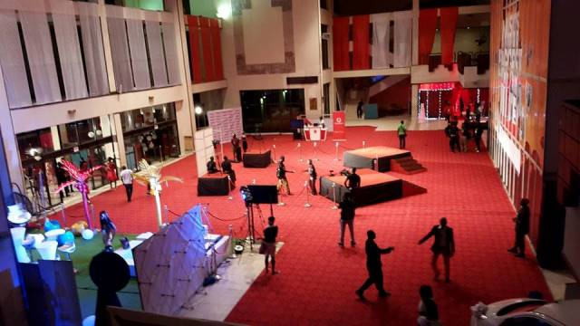 Red Carpet and Reception
