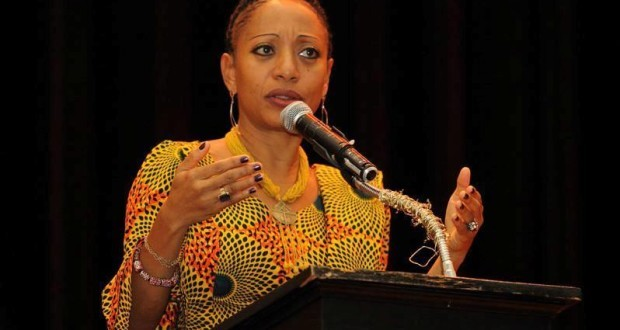 Samia Nkrumah, Chairperson CPP