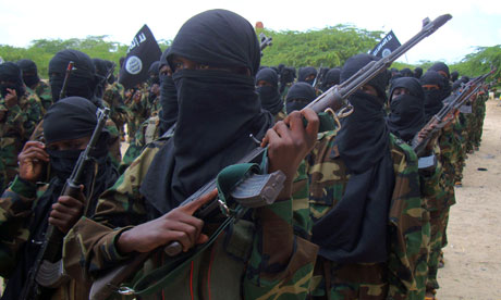 Shabaab rebels