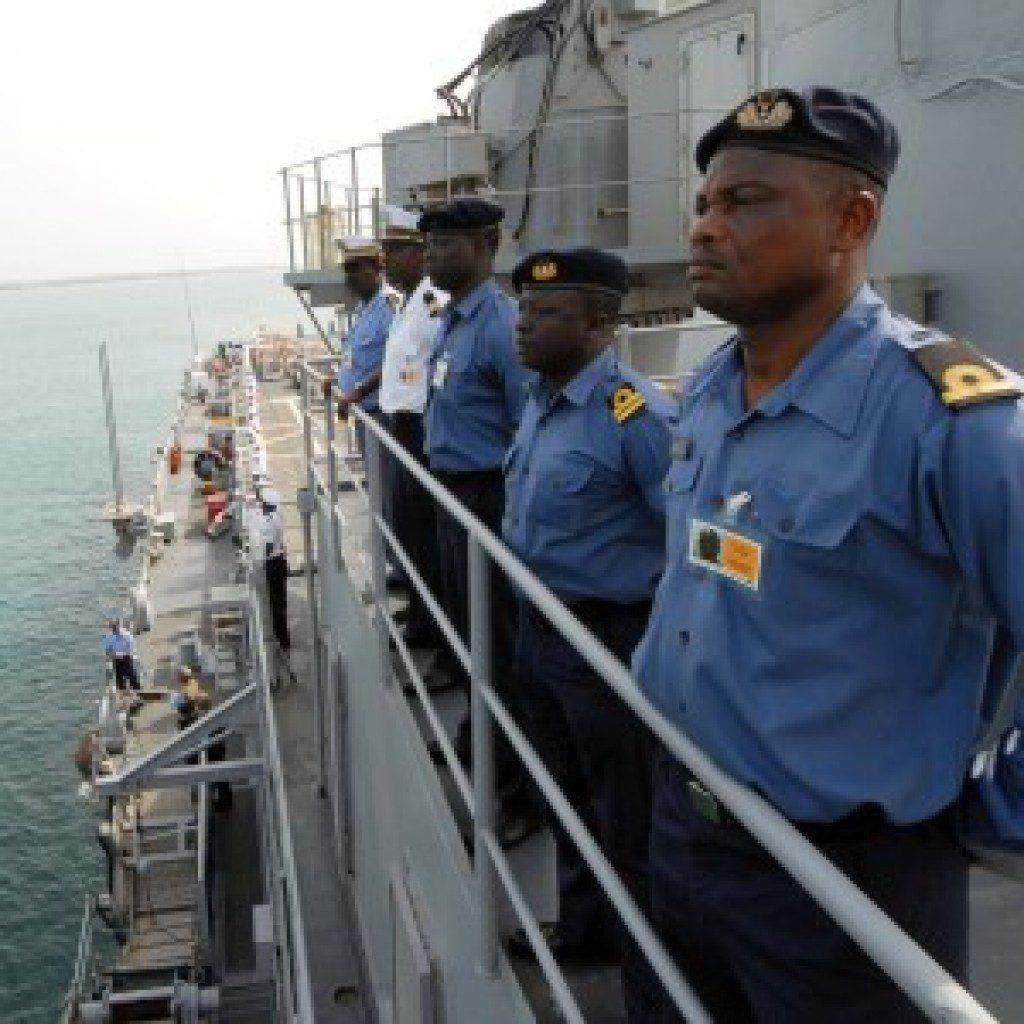 ghanaian navy