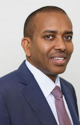 WorldRemit founder and CEO, Dr Ismail Ahmed