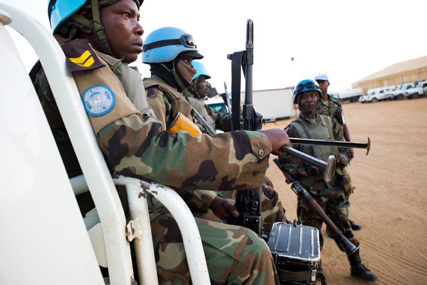 UN-African Union Hybrid Operation in Darfur (UNAMID)
