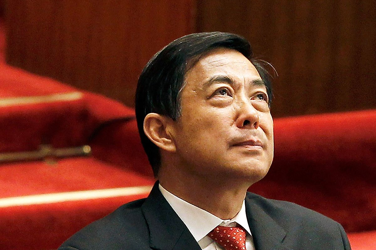 Disgraced politician Bo Xilai sent his own son to school in Britain