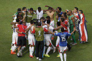 Costa Ricans
