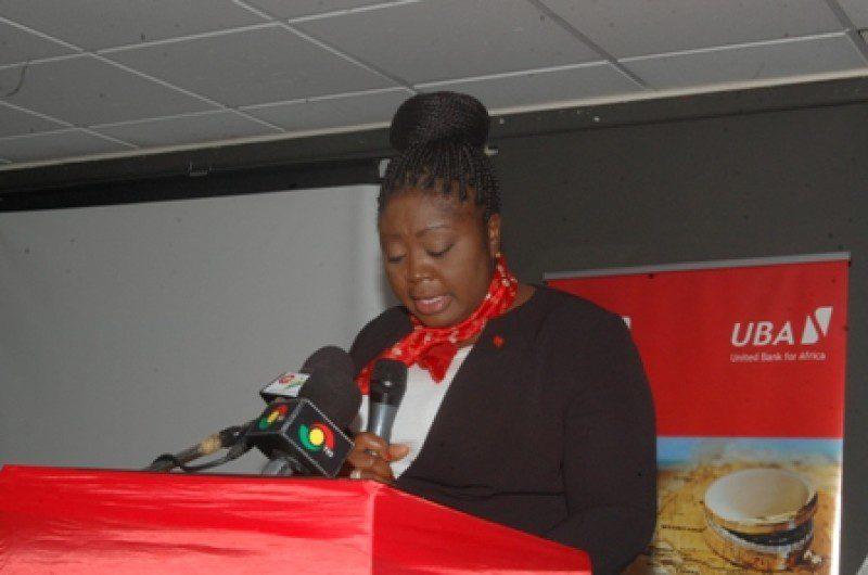Director of United Bank For Africa (UBA) Mrs. Abiola Bawuah