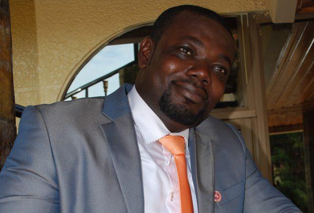Mr Richard Kwadwo Adu