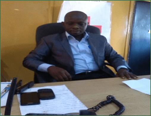 Eric AsamoahDarko, Accra Regional Manager, GRCS