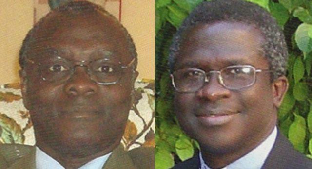 Reverend Samuel Omane Agyapong And Reverend Emmanuel K. Ofori