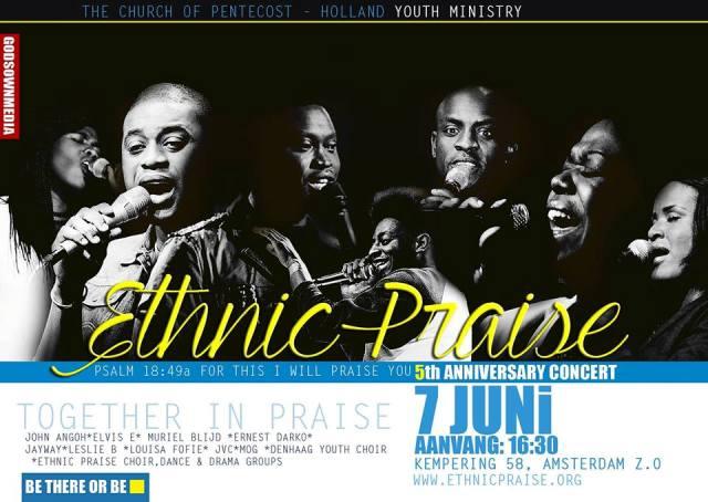 ethnic praise