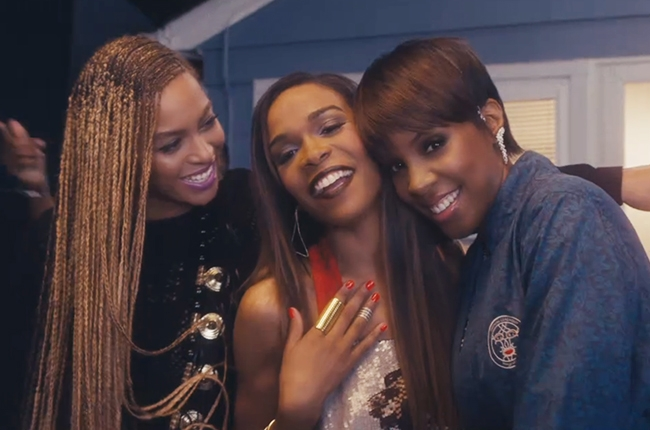 michelle williams beyonce kelly rowland
