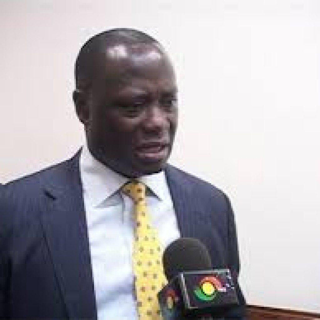 Emmanuel Armah-Kofi Buah, Minister for Energy and Petroleum