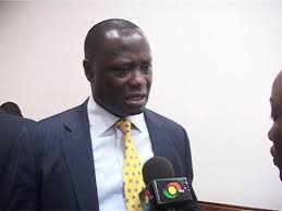 Emmanuel Armah-Kofi Buah, Minister for Energy and Petroleum