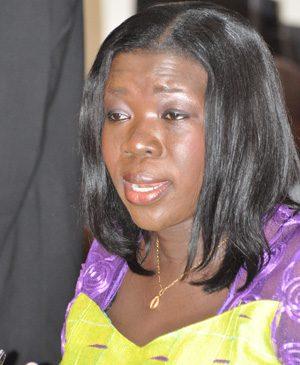 Elizabeth Ofosu-Adjare Minister of Tourism, Culture and Creative Arts