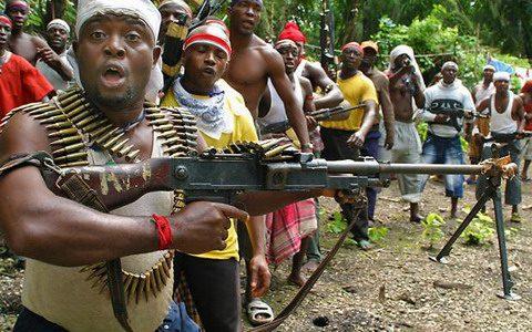 Former Niger Delta militants