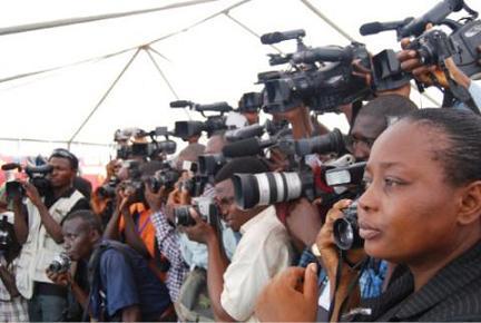Ghanaian journalists
