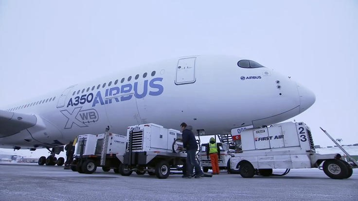 Iran receives second post-sanctions Airbus plane