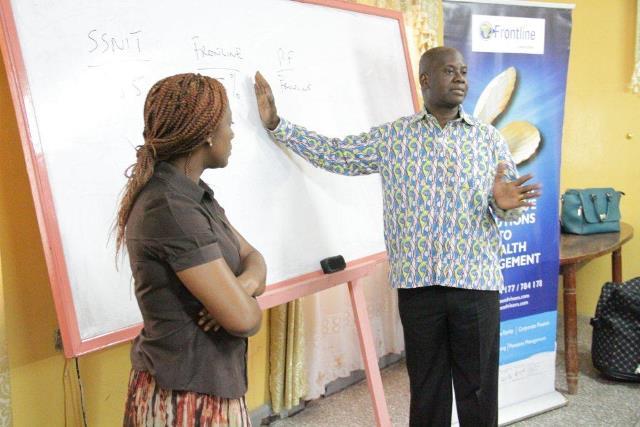 Clifford Mpare, CEO - Frontline Capital