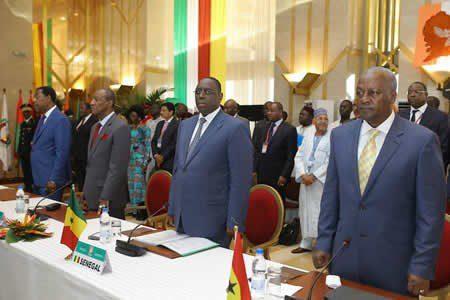 ECOWAS Pres