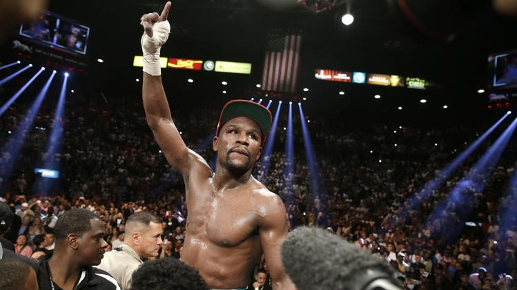 There is no doubt who's the No. 1 attraction in boxing.