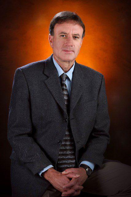 ITGA President Francois van der Merwe ?