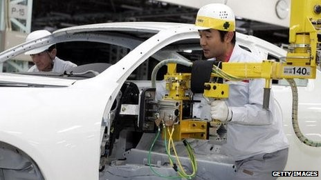 Japan's big firms plan to boost their capital expenditure in the coming months?