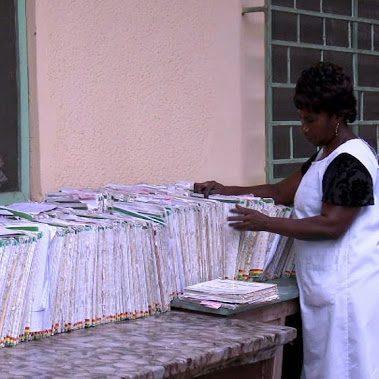 Ghana records keeping