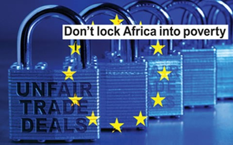 Some African trade ministers are reported to have kicked against the signing of the EPAs