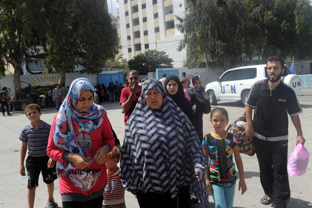Palestinian Gaza