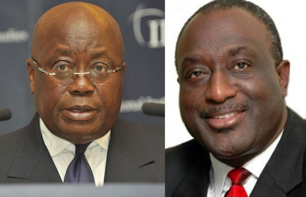 Akufo Addo and Alan