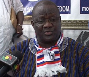 Paul Afoko, NPP Chairman