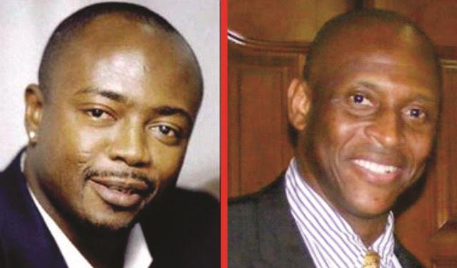 Abedi Pele And Herbert Mensah