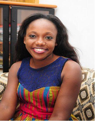 General Manager of FAGRO, Alberta Nana Akyaa Akosa,