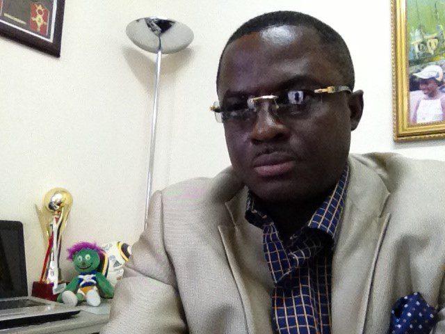 President Ben Nunoo Mensah
